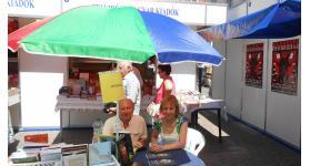 Felvidéki írók is dedikáltak a 86. Ünnepi Könyvhéten Budapesten