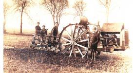 A mezőgazdaság fejlődése Mátyusföldön 1848 ás 1946 között