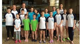 Uszonyos úszóink eredményei
