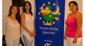 XIV. Európa Jövője Nemzetközi Gyermektalálkozó