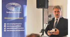 A Csemadok Európai Polgári Díjat kapott