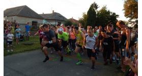 Nyár/f/utó futóverseny Pereden