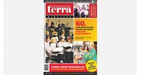 Megjelent a TERRA Hírújság novemberi száma (2016)