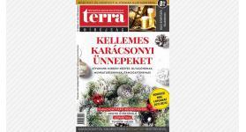 Megjelent a TERRA Hírújság decemberi száma (2016)