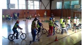 Közlekedési nap a negyedi Pongrácz Ágoston alapiskolában
