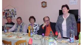 A nagymácsédi nyugdíjasok életéből