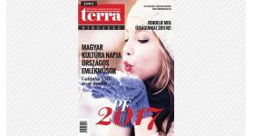 Megjelent a TERRA Hírújság januári száma (2017)
