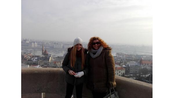 Egy felejthetetlen nap Budapesten…
