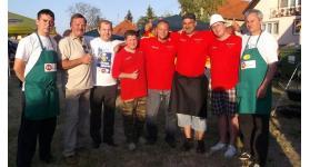 Gulyásfőzőverseny – majális Pereden